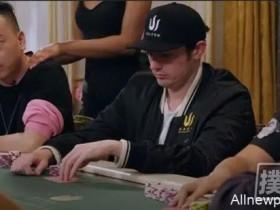 【蜗牛扑克】Tom Dwan觉得德州扑克无聊决然离席传奇常规局