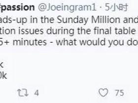 """【蜗牛扑克】一周要闻丨Joey Ingram发出""""灵魂拷问"""";PokerStars举办慈善赛;Phil Galfond登上美国主流媒体视野"""