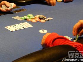 【蜗牛扑克】玩转PLO中的3-Bet底池