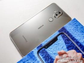 【蜗牛扑克】超乎中阶价位的高规格选择:Nokia 8.1