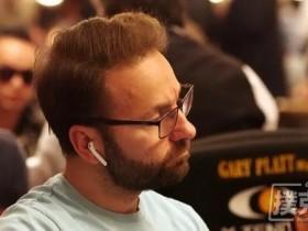 【蜗牛扑克】Daniel Negreanu对WSOP金手链志在必得