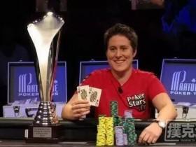 【蜗牛扑克】女鲨鱼Vanessa Selbst以教练身份回归扑克圈
