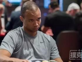 【蜗牛扑克】万年扑克脸Phil Ivey:从来没想过自己不会成功
