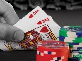 【蜗牛扑克】德州扑克顶对顶踢脚,铁头玩到底