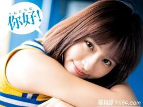 【蜗牛扑克】台湾第一啦啦队《峮峮吴函峮》赴日拍摄杂志写真,换上中信兄弟啦啦队制服超美!