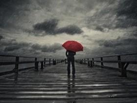 【蜗牛扑克】下雨天