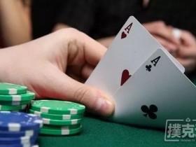 【蜗牛扑克】德州扑克技巧-拿到超对却没有位置优势,怎么打