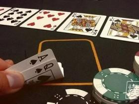【蜗牛扑克】德州扑克抽花赢了全靠运气?那是你技术不行