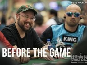 【蜗牛扑克】打德州扑克牌之前的日子:Scott Davies是一名律师