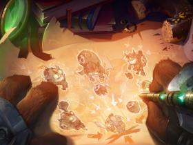 【蜗牛电竞】《英雄联盟》灵能特工事件即将开启 克隆大作战回归
