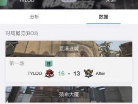 【蜗牛电竞】CSGO PAL 9月17日战况:TYLOO迎来首胜,TIGER险胜Bren