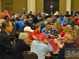 【蜗牛扑克】德州扑克对抗一个缺乏经验的幸运牌手