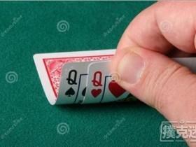 【蜗牛扑克】德州扑克口袋对子QQ的基本玩法