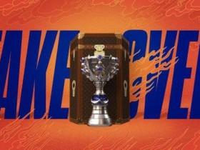 【蜗牛电竞】拳头:召唤师杯颁奖将使用特制LV奖杯旅行箱