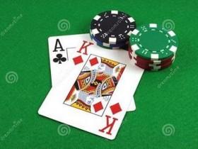 【蜗牛扑克】德州扑克AK,全压还是弃牌