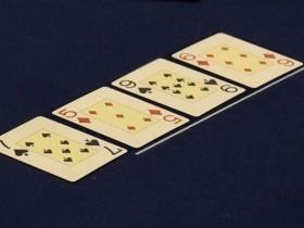 """【蜗牛扑克】德州扑克你有多少张""""干净""""补牌"""