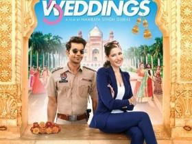 【蜗牛扑克】[五个婚礼][HD-MP4/1G][英语中字][720P][美国女编辑体验宝莱坞婚礼]