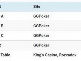 【蜗牛扑克】Julian Menhardt领跑2020年WSOP主赛事