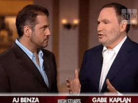 【蜗牛扑克】Kaplan、Benza重回《High Stakes Poker》直播间