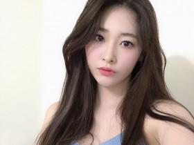 【蜗牛扑克】今日妹子图20200322:韩国知性御姐김유빈 运动时胸型太美让人离不开眼!
