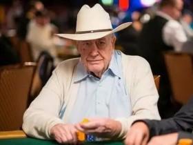 【蜗牛扑克】Doyle Brunson赞美Phil Hellmuth是世界上最伟大的牌手!