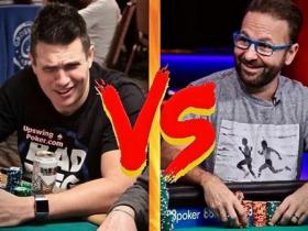 【蜗牛扑克】世纪恩怨局下半场:丹牛高歌猛进再赢下$132K!