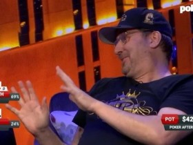 【蜗牛扑克】Phil Hellmuth如何设下精彩的陷阱