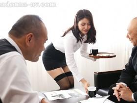 【蜗牛扑克】巨乳黑丝OL「神宫寺ナオ」沦上司专属玩偶 私密「绝对领域」任对方玩弄