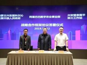 【蜗牛扑克】阿里与袁隆平团队达成协议:10年在盐碱地种水稻1亿亩