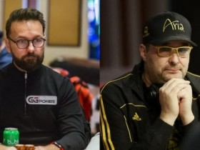 【蜗牛扑克】Daniel Negreanu对抗Phil Hellmuth的单挑策略