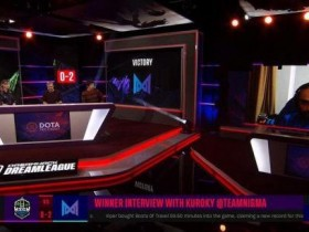 【蜗牛电竞】KuroKy采访:比赛中试验一二号位互换