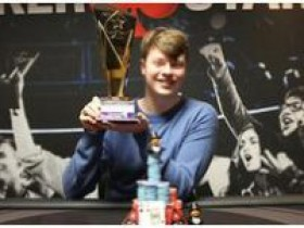 Joe Johnson获得伦敦扑克嘉年华豪客赛冠军