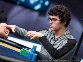 Michael Gentili领跑扑克之星冠军赛巴哈马站主赛事决赛桌