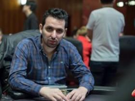 Sergio Aido在第26届澳门扑克杯单天豪客赛夺冠