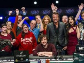 Daniel Strelitz夺得WPT洛杉矶经典扑克赛之$10k主赛事冠军