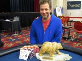 Matt Salsberg夺得加州扑克锦标赛冠军