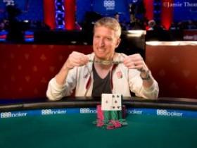 Shane Buchwald获得WSOP限注德州扑克赛事冠军