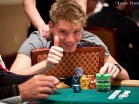 WSOP主赛开战,Morten Mortensen领跑首日A组