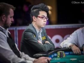 WSOP快讯:台湾选手陈彦翰夺得5000美元买入NLHE锦标赛亚军