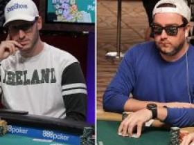 2017 WSOP主赛事第5轮:Max Silver和Antoine Saout筹码量位居前10