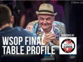 WSOP主赛事决赛桌选手介绍之John Hesp