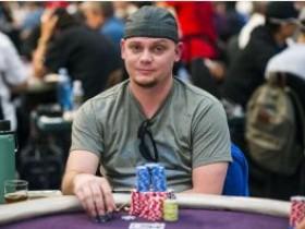 WPT扑克传奇赛:Cody Slaubaugh暂时领先