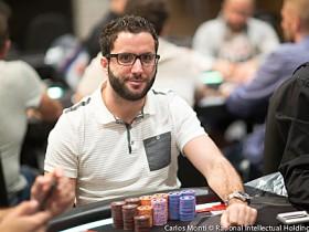 扑克之星锦标赛之巴塞罗那站:Lopez暂时领先€10,300豪客赛