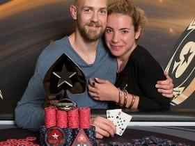 Stephen Chidwick斩获2.55万欧元买入豪客赛冠军