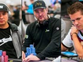 2017 WPT扑克传奇赛主赛事决赛桌:J.C. Tran和Phil Hellmuth强势晋级