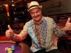 老爷子John Hesp将有自己的扑克电影啦!