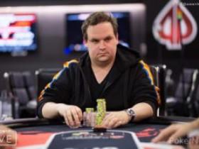 加拿大扑克锦标赛主赛事:Patrick Serda暂时领先排名