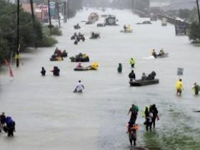 扑克玩家都在帮助飓风哈维的受难群众
