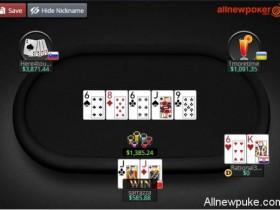 蜗牛扑克VIP每日一手牌局解析