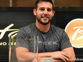 蜗牛扑克:三度WPT冠军Darren Elias再次赢得百佳塔锦标赛主赛事冠军